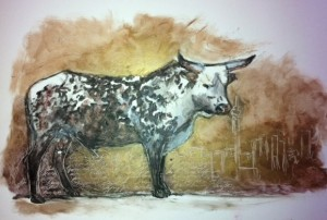 The Gold Bull